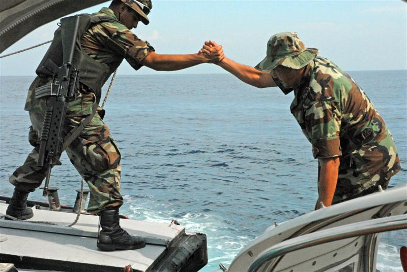 A Visit With The Mexican Navy