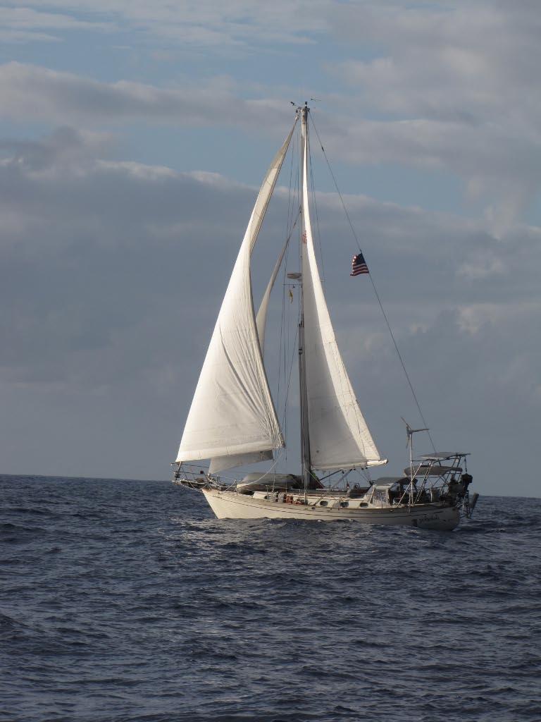 Passage to Tonga, Day 1