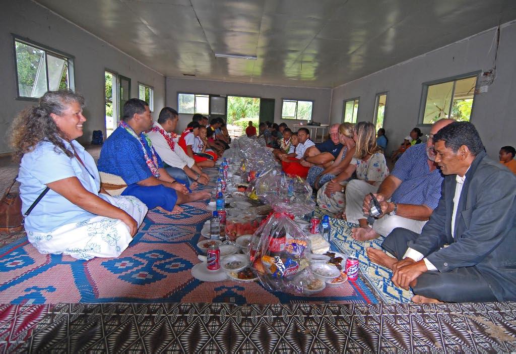 A Real Tongan Feast