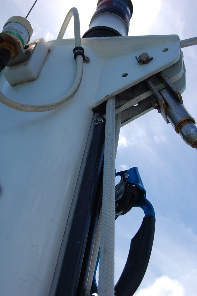 How Many Ways Can You Chafe A Halyard?